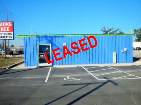 Retail Space Leased @ 1545 S College Road