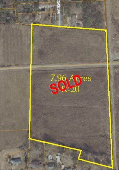 7.96 Acres Sold