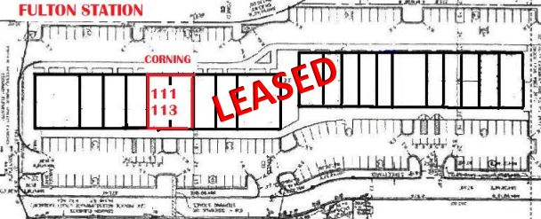Fulton Station Corning Leased