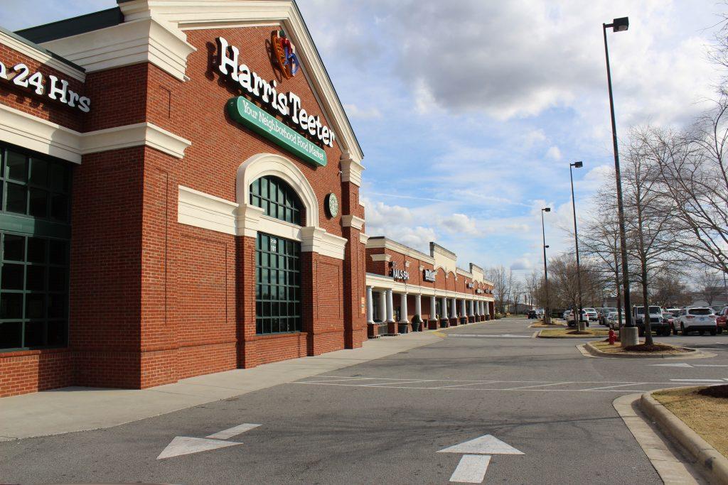 Bells Fork Shopping Center